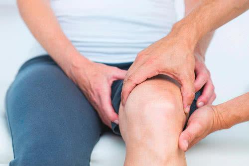 Лечение хруста колен