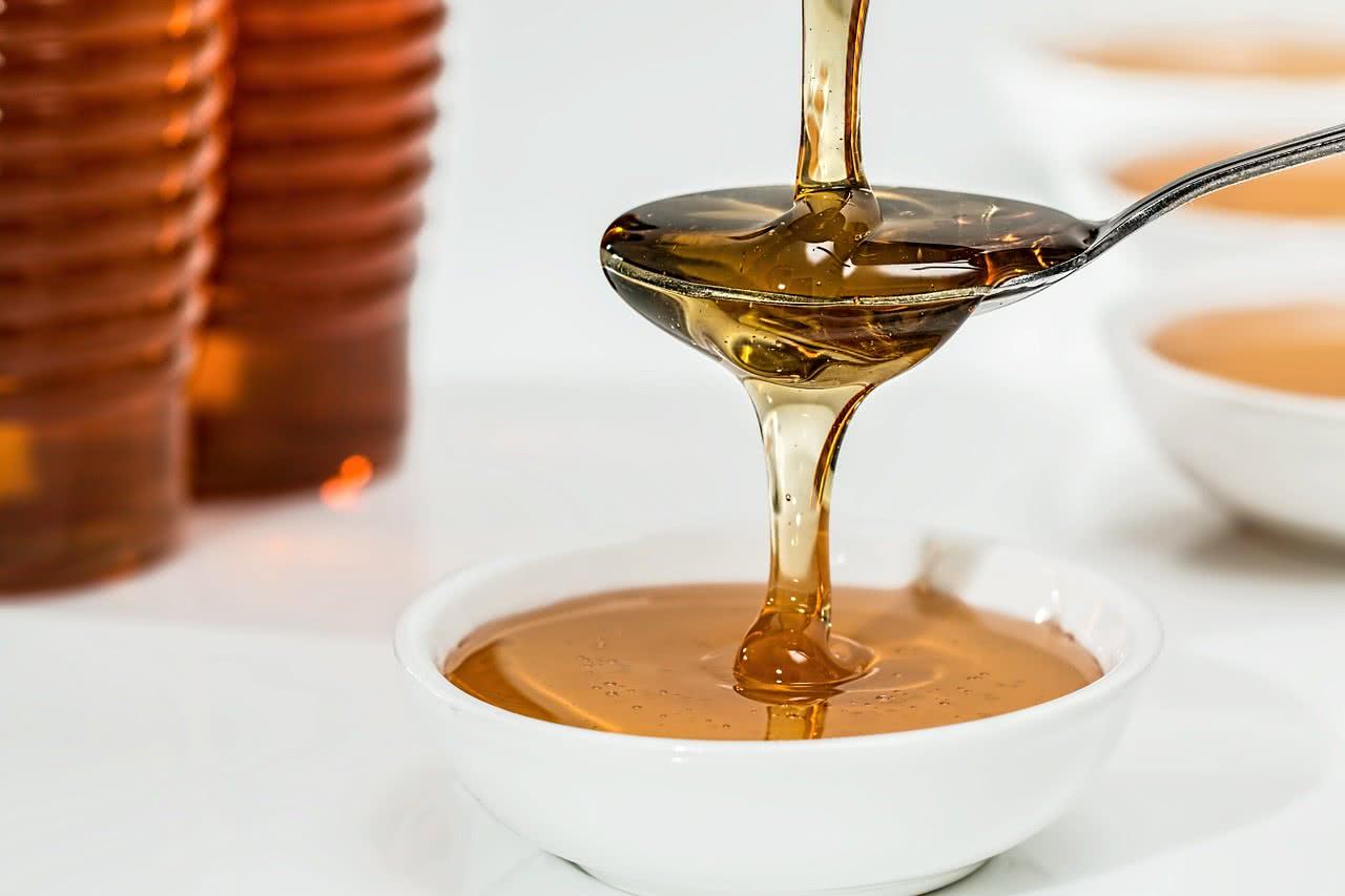 Мед. Рецепт медового массажа