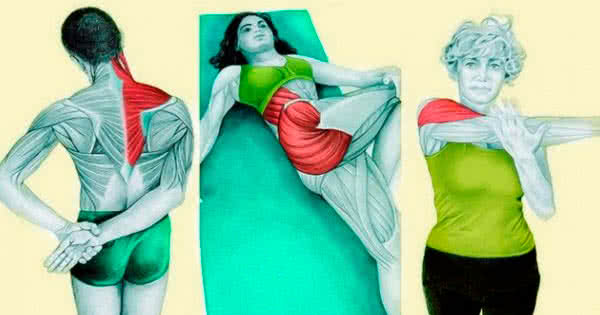 Упражнения седалищный нерв