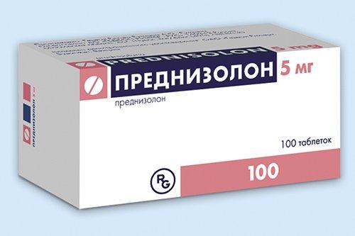 Преднизолон: как принимать препарат